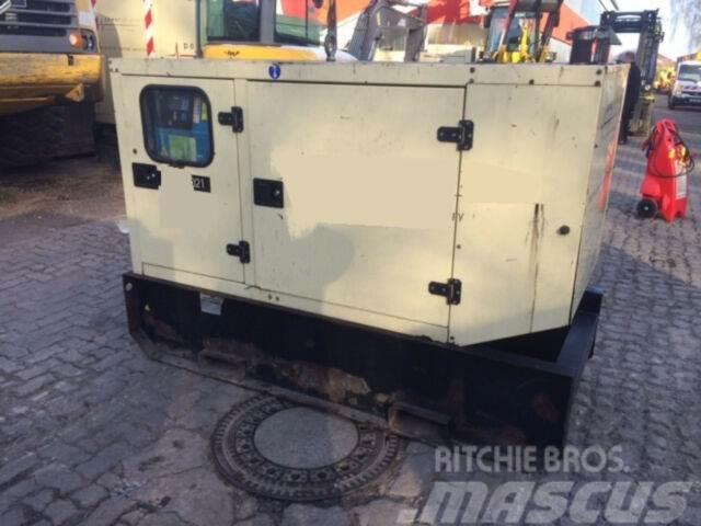 Sdmo R 33 C2 ** Generator 30 kVa **