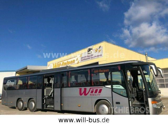 Setra 417 UL GT ROLLSTUHLLIFT 3-Punkt Gurte 300 KW