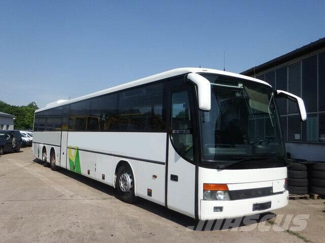 Setra EVOBUS S 319 UL - KLIMA - WC - Kühlschrank Stan