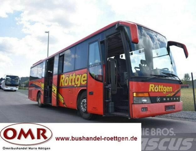 Setra S 313 UL / 550 / 3316 / Lion`s Regio