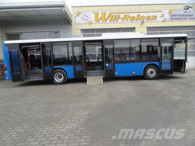 Setra S 315 NF KLIMA 3-Türer 39-Sitze Grüne Plakete