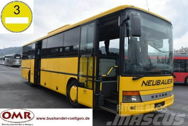 Setra S 315 UL / 550 / 316 / Klima