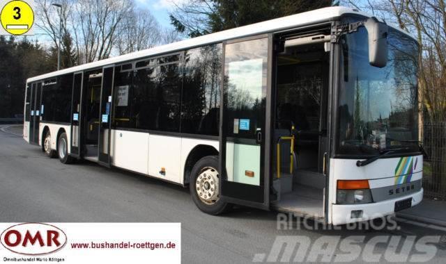Setra S 319 NF / UL / 530 / 317
