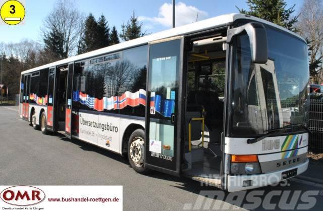 Setra S 319 NF / UL / 530 / 317 / Original KM