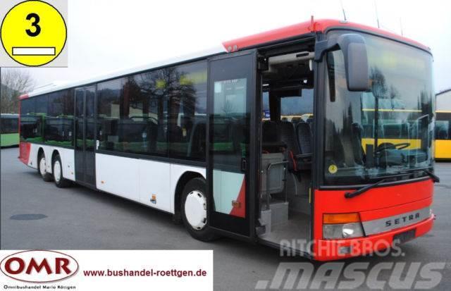 Setra S 319 NF / UL / 550 / 316 / Klima
