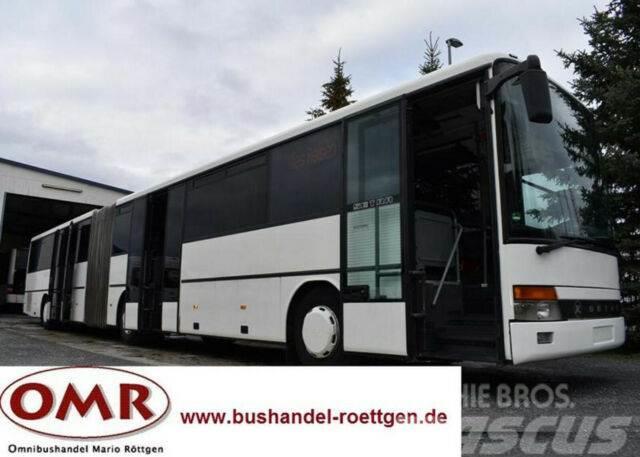 Setra S 321 UL / O530 G / 77 Sitze / orginal km. / A23