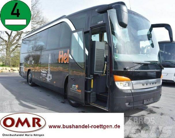 Setra S 411 HD/510/Tourino/MD9/guter Zustand/43-Sitze