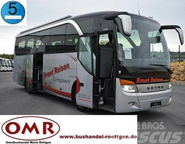 Setra S 411 HD/510/Tourino/MD9/neuer Motor mit 0km