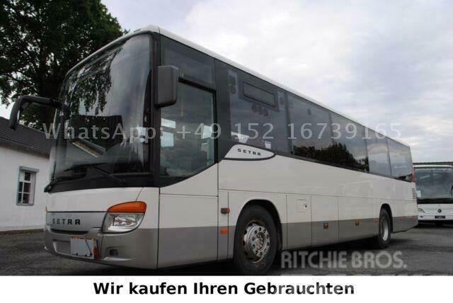 Setra S 412 UL/Tourino/Opalin/510/Euro5!!/415/2xvorh.