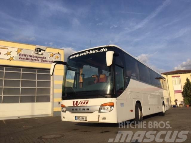 Setra S 415 GT-HD *51-Sitze * 3-Punkt-Gurte * 6-GANG