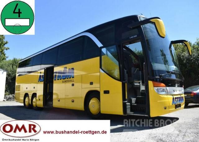 Setra S 415 HDH/416/R09/Tourismo/Austauschmotor !!!