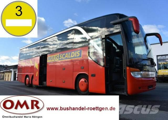 Setra S 415 HDH / 416 / R09 / Tourismo / original km