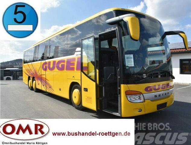 Setra S 416 GT-HD / 415 / 580 / Tourismo