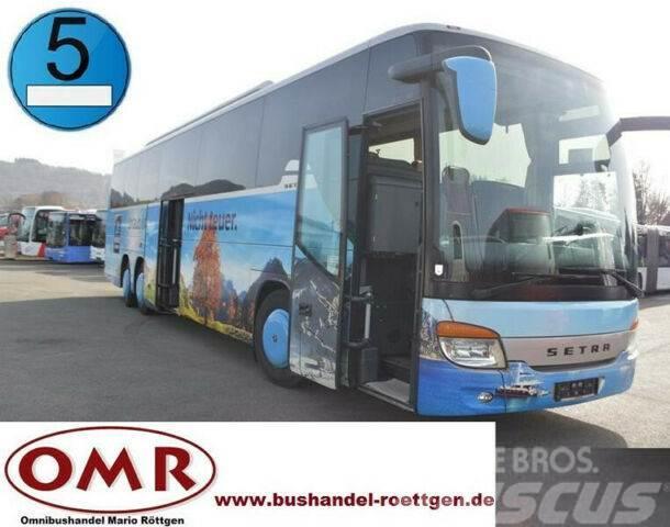 Setra S 416 GT-HD / 415 / Tourismo / Euro 5