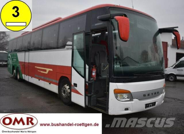 Setra S 417 GT-HD / 580 / 350 / Lion's Coach