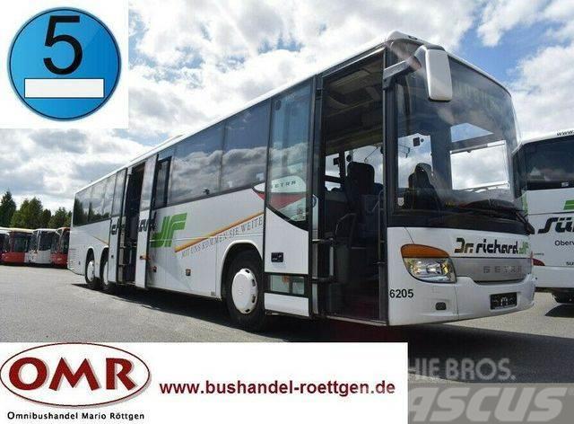 Setra S 417 UL/550/R 13/Lion's Regio/Klima