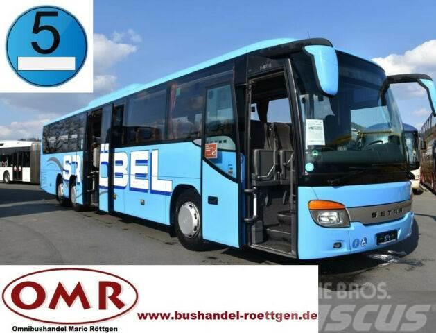 Setra S 417 UL / GT / 419 / 550 /Integro /s.g. Zustand