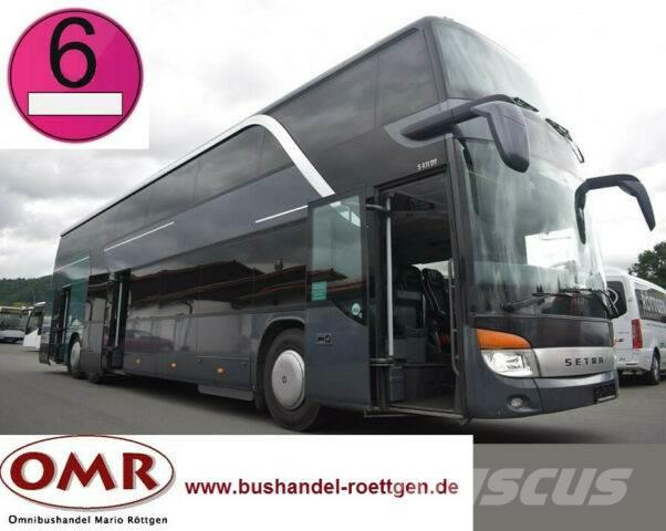Setra S 431 DT/VIP/Panoramadach/Euro6/3xvorhanden
