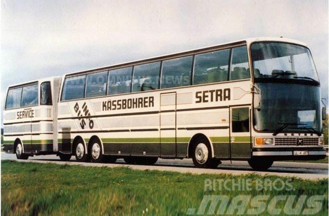 Setra SG 221 HDS/Einzelstück/Messebus/Infobus
