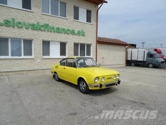 Skoda 110 R COUPE, complete renovation, vin 898