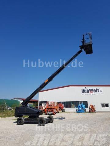 Snorkel 14,8m Teleskop-Arbeitsbühne Diesel 4x4