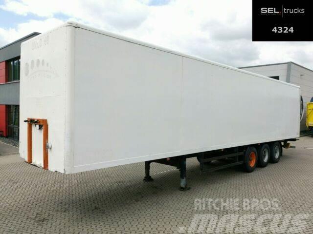 Spier SGL 390 / Rolltor / BPW