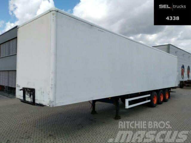 Spier SGL390 / Rolltor