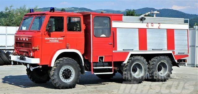 Star 266 *Firetruck*6x6!Topzustand!