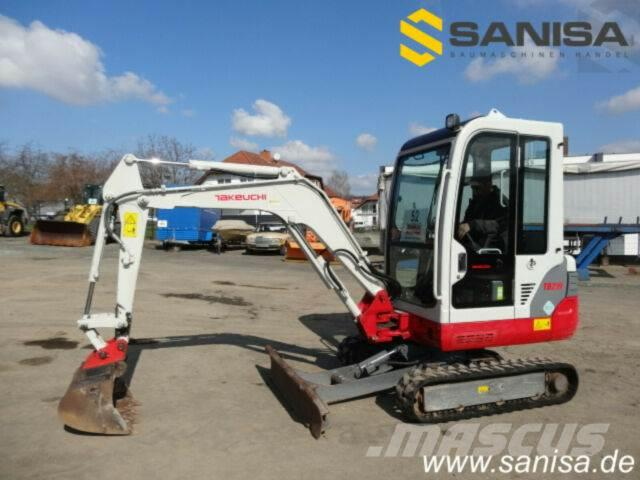 Takeuchi TB 219A/TOP ZUSTAND/1770h/2013