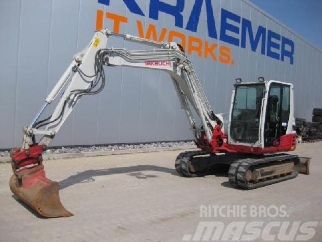 takeuchi tb 290 crawler excavators price 54 750 year of manufacture 2012 mascus uk. Black Bedroom Furniture Sets. Home Design Ideas