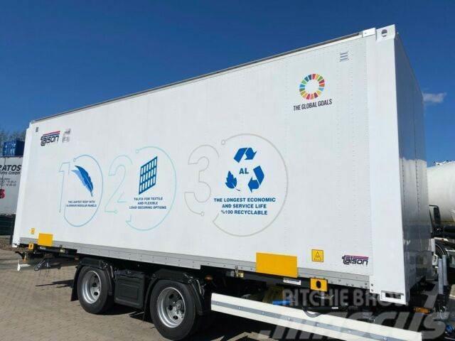 Talson Wechselbrücken Container in höchster Qualität