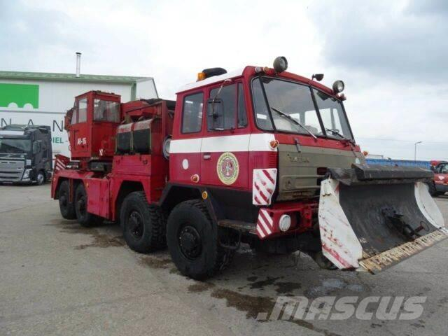 Tatra 815 AV15 8x8 recovery vehicle vin 207