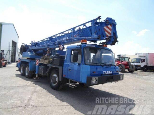 Tatra T815 AD30, crane, 6x6, VIN 603