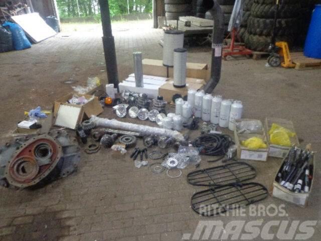 Terex Ersatzteile TA30 Dumper/NEU