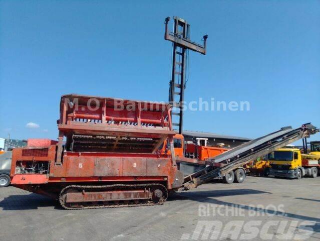 Terex Finlay 595 Mobile Siebanlage / Ketten