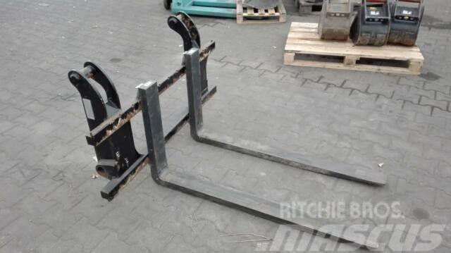 Terex Palettengabel passend zum Radlader TL 80/TL 100