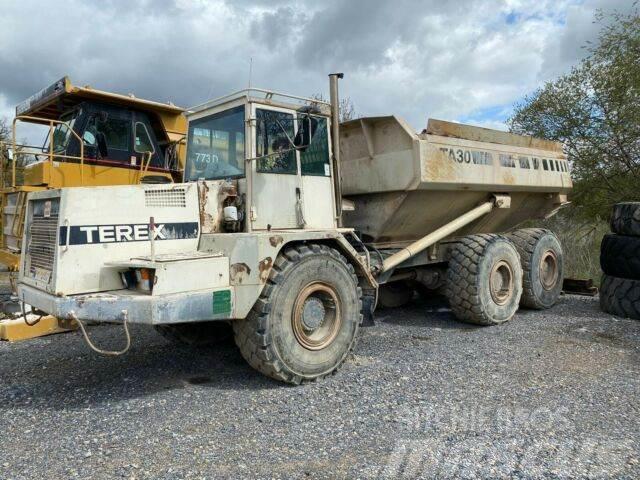 Terex TA30 Dumper 3-Achser Knickgelenkt 6x6