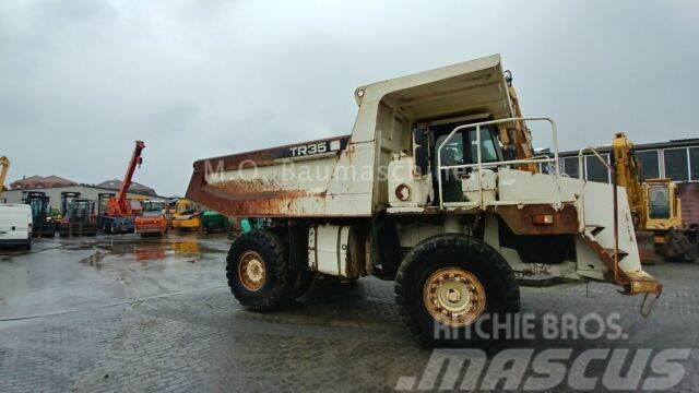Terex TR 35 Dumper