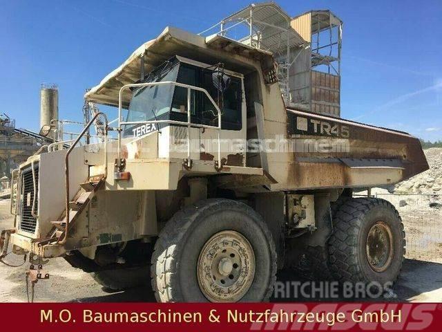 Terex TR 45 / Dumper