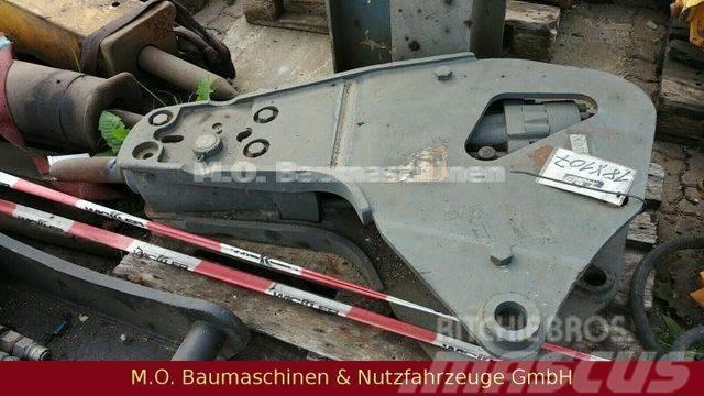 Terex TXH 1100 S / Hydraulikhammer