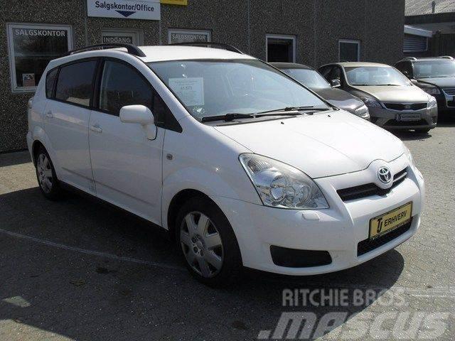 Toyota Corolla Sportsvan 2,2 D-4D 136 Sol