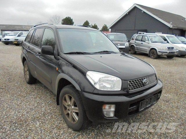 used toyota rav4 2 0 vvt i 4x4 panel vans year 2003 price. Black Bedroom Furniture Sets. Home Design Ideas