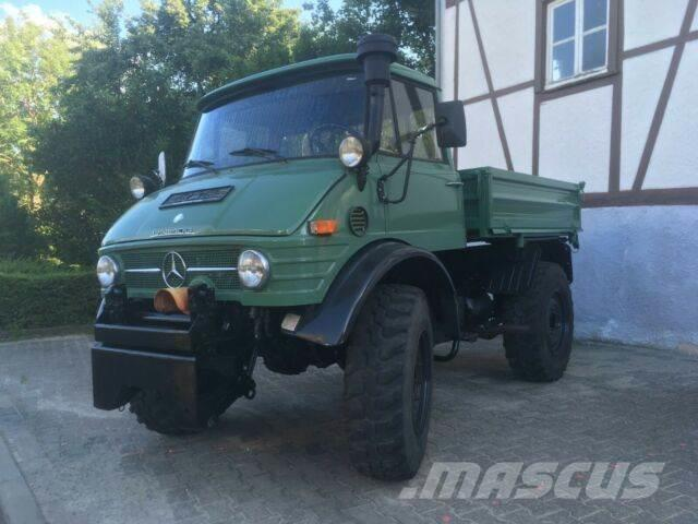 Unimog 406 Agrar orig.36.000 km U900 Klassiker