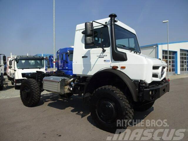 Unimog U 5023 Neu/4x4/Fahrgestell/NA/Klima