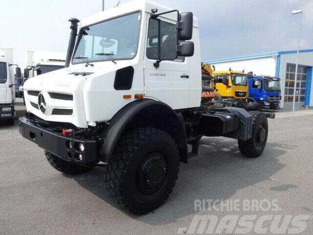Unimog U 5023 Neu/4x4/Fahrgestell/NA/265KM