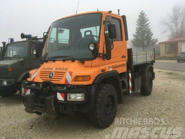 Unimog U300 Typ 405/20 Kipper