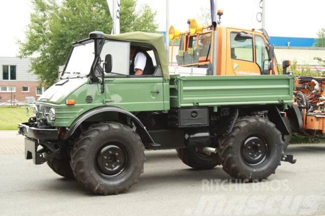 Unimog U900,U406,U417,Cabrio,Agrar