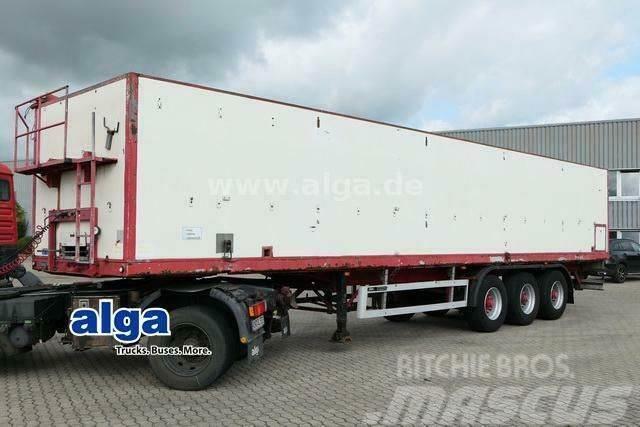 Van Hool S.308/36, Bandwagen, 45m³, SAF-Achsen, Luftfe.