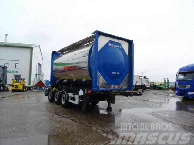 Van Hool tank for food 25m3, vin 326