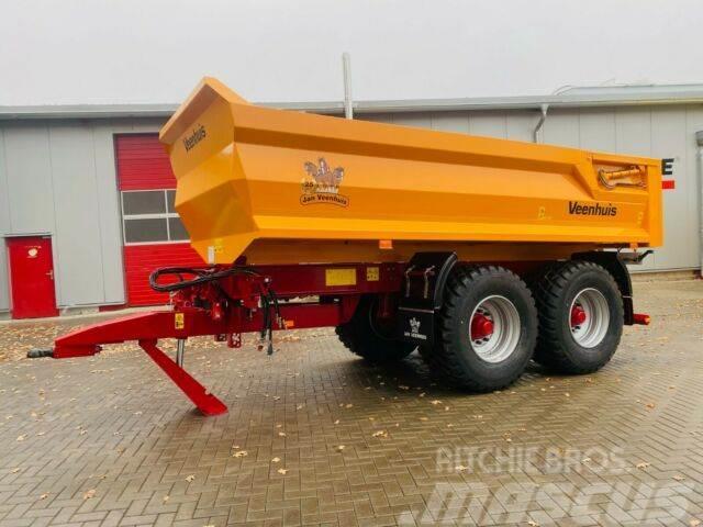 Veenhuis JVZK 23000 Kipper 12,2m³